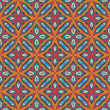 Seamless pattern for a fabric, papers, tiles. Stock Photos
