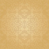Seamless pattern - floral background Royalty Free Stock Photo