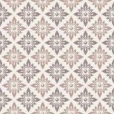 Seamless pattern with floral elements. Royalty Free Stock Photography