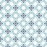Seamless pattern with floral elements. Stock Images