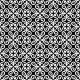 Seamless pattern with floral elements. Royalty Free Stock Photos