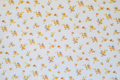 Seamless pattern, floral fabric background. royalty free stock photo