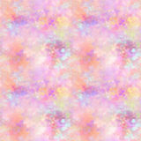 Seamless pattern with floral palette Royalty Free Stock Photo