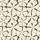 Seamless pattern. Floral stylish background. Stock Photography