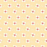 Seamless Pattern. flower. Background Design Royalty Free Stock Photography
