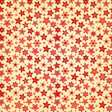 Seamless Pattern Flowers Stock Photos