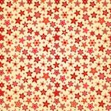 Seamless Pattern Flowers Stock Photos
