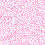Seamless pattern with flowers Dahlia Royalty Free Stock Photo