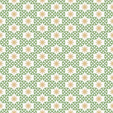 Seamless pattern of flowers. For textiles, interior design, for book design, website background Royalty Free Stock Photography