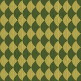 Seamless Pattern Foliage Background Stock Image