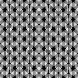 Seamless pattern in folk style. Royalty Free Stock Photos