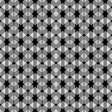 Seamless pattern in folk style. Royalty Free Stock Photos