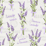 Seamless Pattern For Fabric Stock Photography