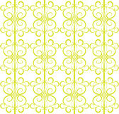 Seamless pattern in the form of forged lattice Stock Image
