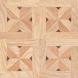 Seamless pattern, fragment of parquet floor Royalty Free Stock Photography