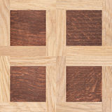 Seamless pattern, fragment of parquet floor Royalty Free Stock Photo