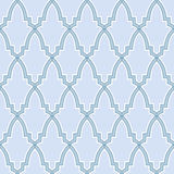 Seamless pattern french ornament Stock Photo