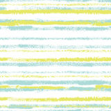 Seamless pattern with fresh color stripes Royalty Free Stock Photo