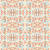 Seamless pattern generated of brush strokes. Abstract background. Royalty Free Stock Image