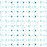 Seamless pattern. Seamless geometric abstract pattern with rounds blue marine style Stock Photo