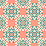 Seamless pattern. Geometric abstraction Stock Photo