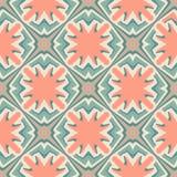 Seamless pattern. Geometric abstraction Stock Photo