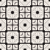 Seamless pattern. Geometric abstraction texture Stock Photography
