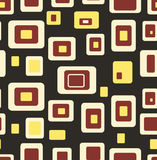 Seamless pattern geometric background Stock Photography