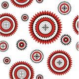 Seamless pattern geometric background Royalty Free Stock Photo