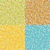 Seamless pattern geometric background Royalty Free Stock Photos