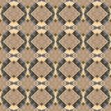 Seamless pattern. geometric checkered background with rhombus. Abstract seamless pattern of small and big rhombus. Modern stylish Stock Images