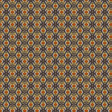 Seamless pattern. geometric checkered background with rhombus. Abstract seamless pattern of small and big rhombus. Modern stylish Royalty Free Stock Image