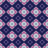Seamless pattern with geometric. Seamless pattern with a circular geometric pattern Royalty Free Stock Images