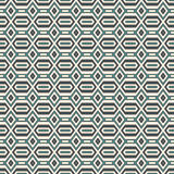 Seamless pattern with geometric figures. Repeated diamond abstract background. Ethnic and tribal motif. Royalty Free Stock Photography