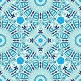 Seamless pattern. Geometric ornament. Royalty Free Stock Image