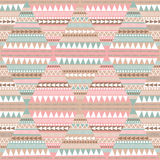 Seamless pattern, geometric pattern Stock Photos