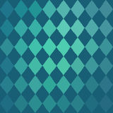 Seamless pattern with geometric rhombuses texture Royalty Free Stock Image