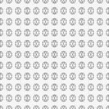 Seamless pattern with geometric shapes and symbols. Abstract. seamless pattern with geometric shapes and symbols Royalty Free Illustration