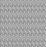 Seamless pattern with geometric shapes and symbols. Vector texture or background pattern Vector Illustration