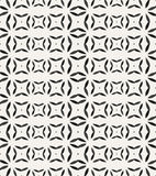 Seamless pattern with geometric shapes and symbols. Vector texture or background pattern Royalty Free Stock Photo