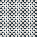 Seamless pattern of geometric shapes. Texture backdrop. Geometric abstract background for textile, wallpaper, gift.  Stock Photography