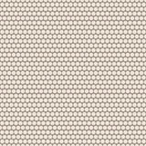 Seamless pattern. Geometric simple illustration image with hexagons. Royalty Free Stock Image