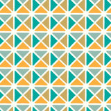 Seamless pattern geometric square background Royalty Free Stock Photo