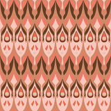 Seamless pattern geometric stylish background colors texture Royalty Free Stock Photography