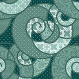 Seamless pattern geometric stylish background retro colors textu Royalty Free Stock Image