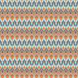 Seamless pattern geometric stylish background retro texture Royalty Free Stock Image