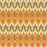 Seamless pattern geometric stylish background retro texture Royalty Free Stock Photo