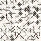 Seamless pattern. Geometric texture Royalty Free Stock Photos