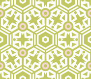 Seamless pattern geometric  texture . Stock Images