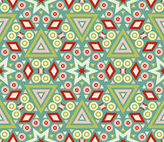 Seamless pattern geometric  texture . For scrapbooking wallpaper web design  print Royalty Free Stock Photo